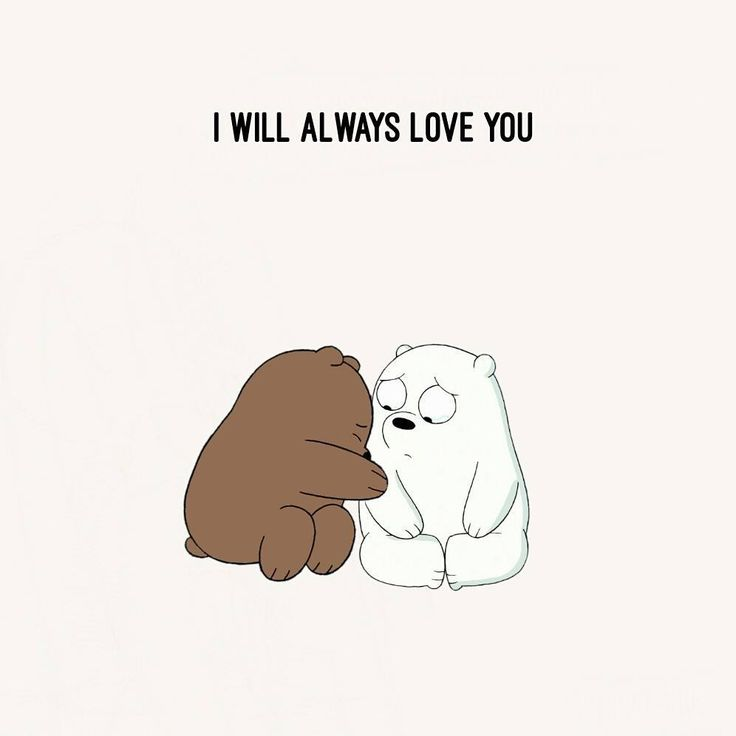 "14.2k Likes, 497 Comments - We Bare Bears (@webarebears.official) on Instagram: ""Tag somebody you will always love  #cutenessoverload #grizz #icebear #adorbs"""
