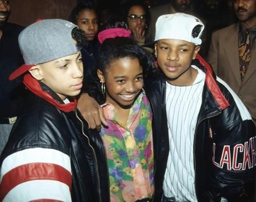 The Boys Of Kriss Kross With Keisha Knight Pulliam Rudy