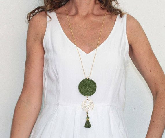 Check out this item in my Etsy shop https://www.etsy.com/listing/274802562/long-necklace-with-tree-pendant-boho