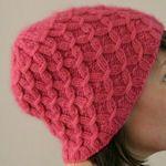 45 FREE knit hat patterns!Hats Ideas, Knitting Patterns, Waffles Hats, Knits Pattern, Knits Ideas, Knitting Hats, Knits Hats, Hats Pattern, Christmas Ideas