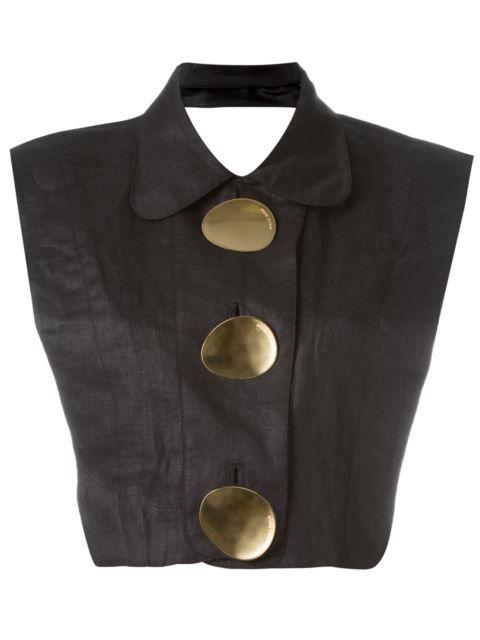 Opening Ceremony укороченная блузка с открытой спиной