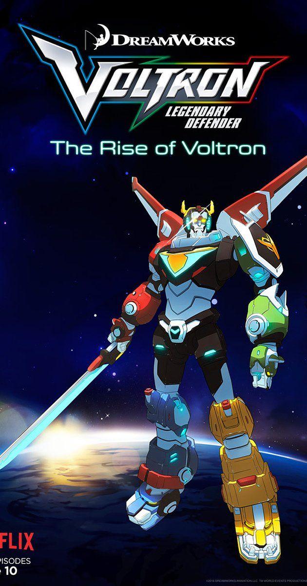 Voltron: Legendary Defender (TV Series 2016– ) - IMDb