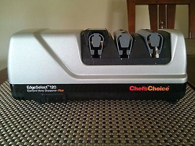 Chef's Choice EdgeSelect 120 Platinum Knife Sharpener - Used and Working