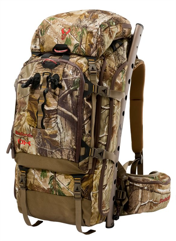 The Badlands Ox Hunting Pack