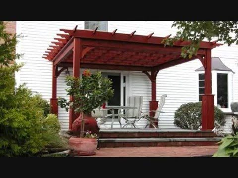 25 best DIY Patio Covers images on Pinterest Pergola