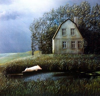 Michael Sowa - Kohler's Pig Autumn