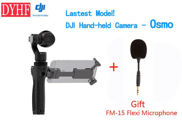 DJI OSMO Handheld 4K Camera and Stabilizer Original 3-Axis Gimbal phantom 3 Newly Hot product US $589.00 /piece To Buy Or See Another Product Click On This Link  http://goo.gl/EuGwiH