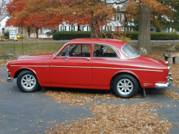 1968 Volvo 122 For Sale Side