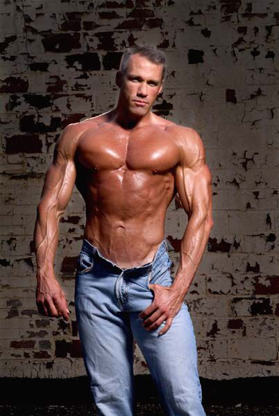 from Emery jim walker bodybuilder gay anchor