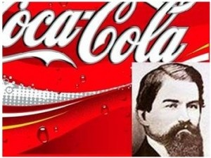 John Pemberton, inventor of the Coca-Cola in 1888