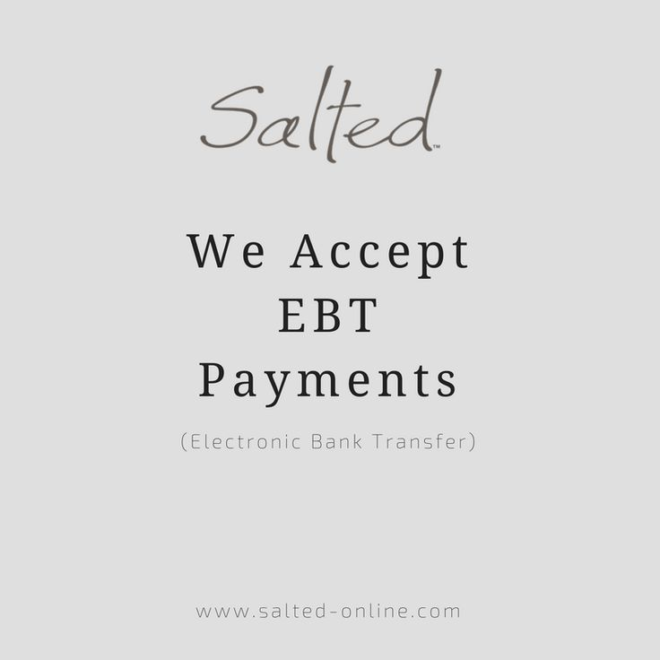 Did you know we also accept Electronic Bank Transfer payments for our beautiful Salted collection. Contact us direct is you would like to pay this way -