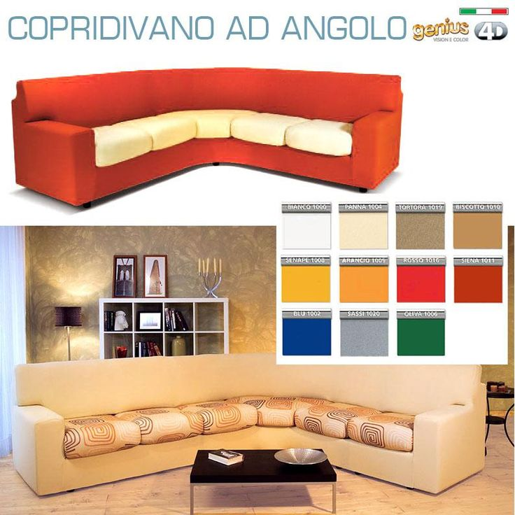 Oltre 25 fantastiche idee su copridivani su pinterest fodere coperture per divano e copri divano - Copridivano per divano ad angolo ...