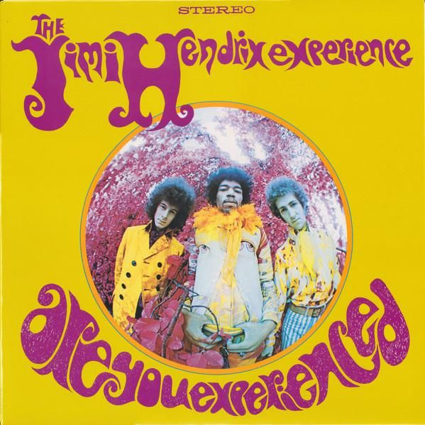 The Jimi Hendrix Experience - Are You Experienced? LP