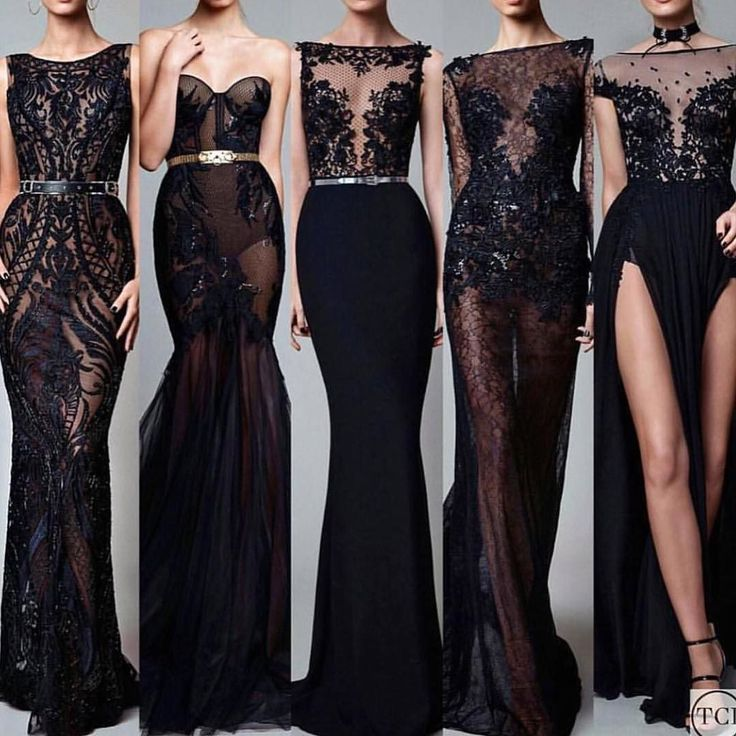 Which one of these @bertabridal gowns would you wear to the #oscars? #academyawards #munafashion