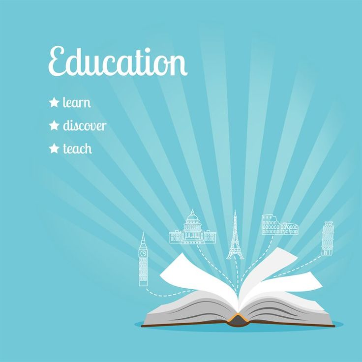 Education Background With Text By Smartstartstocker …