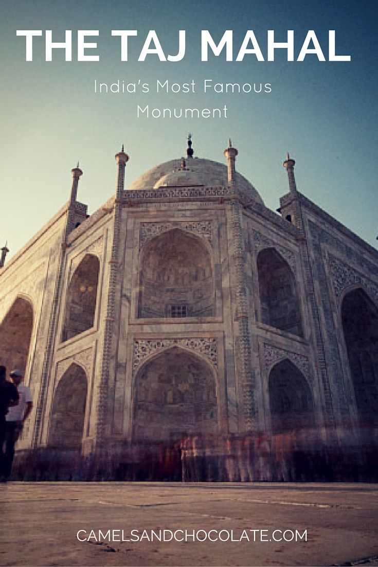 Exploring the Taj Mahal in India
