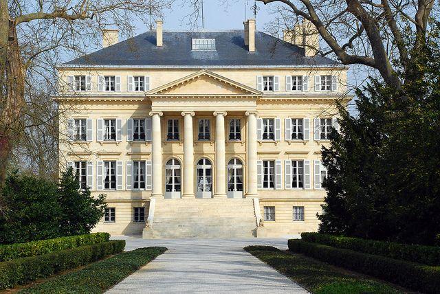 Ch teau margaux margaux bordeaux france wedding for Chateau margaux