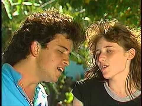 Glenn Medeiros & Elsa Lunghini - Un Roman D'amitié Discos D'or 28/08/19...