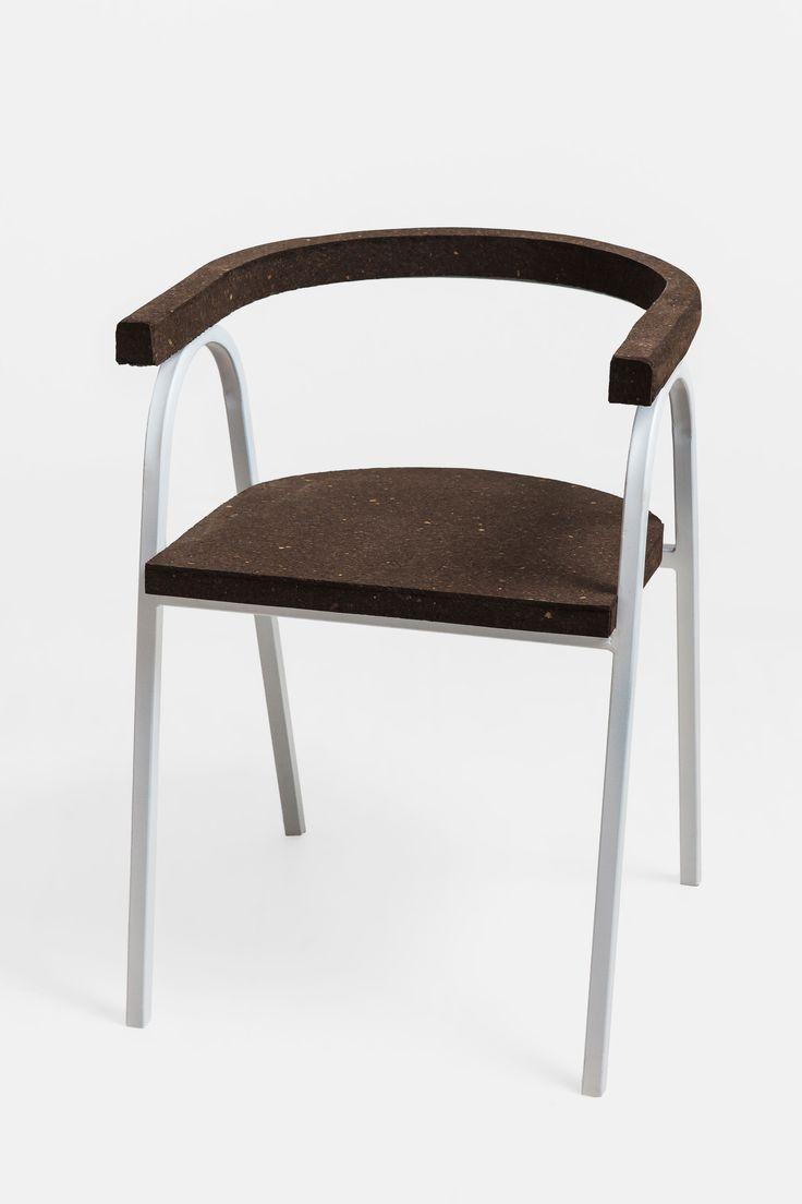 Chair cork.  For business relationship: info@creative-cor... #cortiça#cork#liege#kork#design#sughero#furniture#meubles#ecologic# #sideboard #interior #home #decor #wood # #fabric #trends #