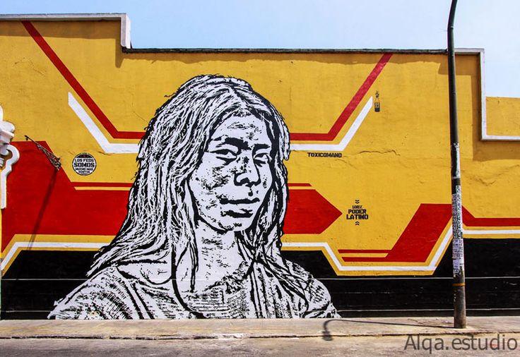 14 best Lima Street Art images on Pinterest   Street art, Urban art ...