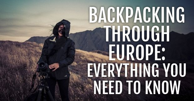 Even if you're not backpacking, has great tips for using a credit or debit card abroad and for bouncing from country to country.
