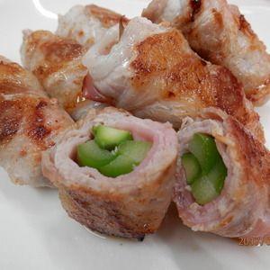 豚肉ダブルで疲労回復☆豚アスパラベーコン by kaana57さん   レシピブログ - 料理ブログのレシピ満載! 皆が大好きアスパラベーコン☆更に豚肉を巻いてみました。ビタミンB1をたっぷりとって疲労回復しましょう。