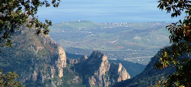 Vista Da Monte Stella