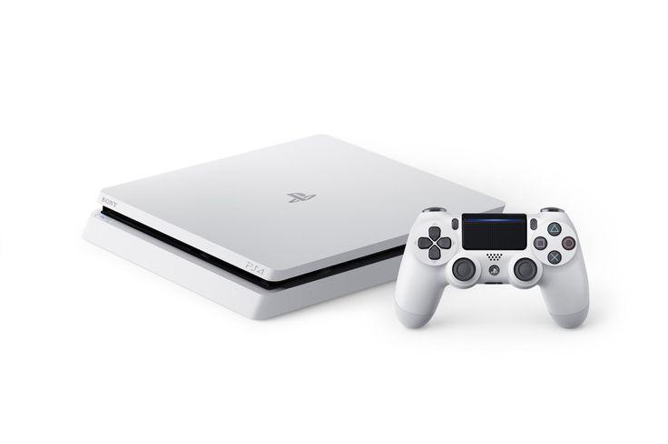 PlayStation 4 Glacier White llegará al mercado el 24 de enero
