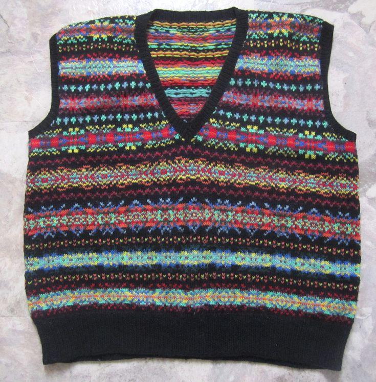 17 best Fairisle images on Pinterest | Men's knitwear, Sweater ...