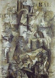 Kubizm - Georges Braque -  PORTUGALCZYK