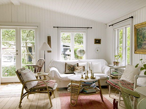 A Cottage In Denmark  - Home Bunch – Interior Design Ideas