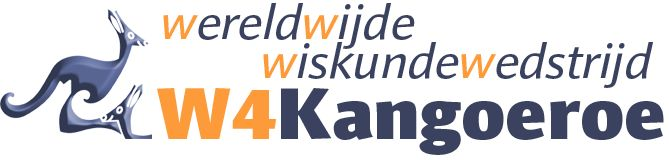 WereldWijde WiskundeWedstrijd W4Kangoeroe Oefenenmateriaal! De opgaven vanaf 2005 kun je kopiëren en de kinderen alvast laten oefenen.