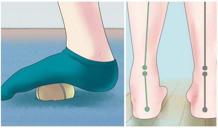 Zbavte sa bolesti nôh v priebehu minút pomocou týchto 5 strečingov | MegaOblecenie.sk