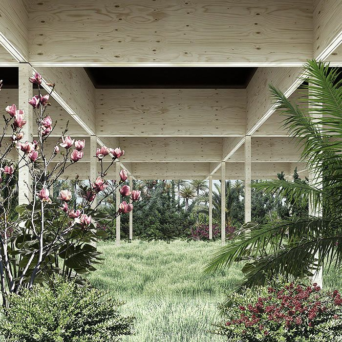 Khora | Proposal for a Summer Pavilion, Pedro Duarte Bento 2014