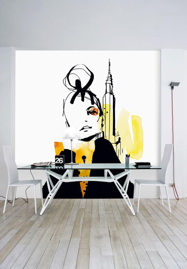 les 8 meilleures images du tableau peinture bureau sur pinterest bonnes id es peintures. Black Bedroom Furniture Sets. Home Design Ideas