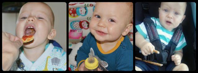 Zo zag Jims dagmenu er uit, toen hij ongeveer 10 maanden oud was. Maar goed dat ik het in een blogartikel gezet had, want ik was het eigenlijk alweer vergeten! Jim's dagmenu met 10 maanden - de overgang naar vaste voeding http://alweereennieuwemoederblog.nl/baby-dagmenu-10-maanden-naar-vaste-voeding/ #archief