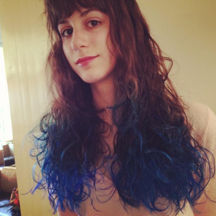 Pinterest Hair Dip Dye
