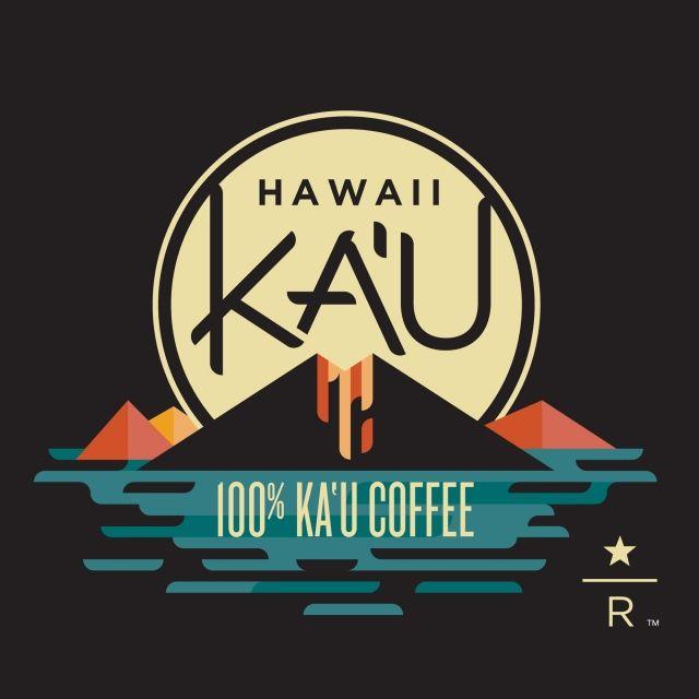 @Starbucks International #packaging #design for Hawaii Ka'u Blend