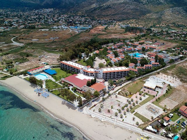 Golden Coast Hotel Bungalows All Inclusive Coast Hotels Athens Vacation Greece Vacation