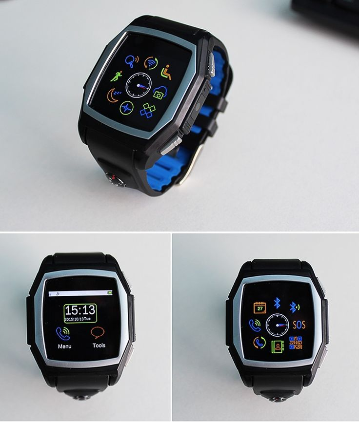 Inteligent Watch Gps Bluetooth Smart Watch Gt68 Men