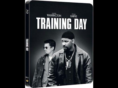 "Обзор Blu-ray ""Тренировочный день"" / Review ""Training Day""  Steelbook Za..."