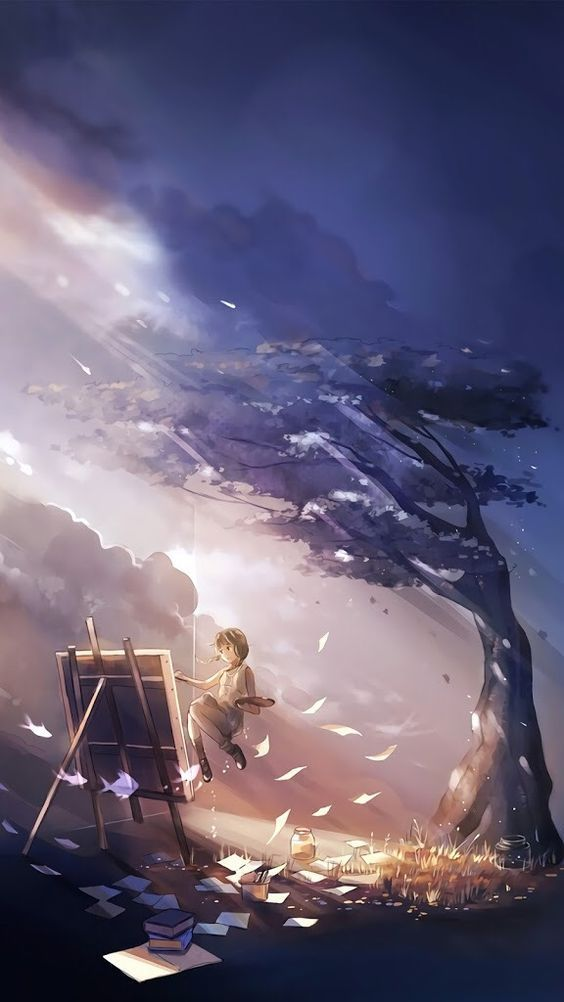 Lakukanlah 4 Teknik Dasar Renang Ini Agar Cepet Bisa Berenang Pemandangan Anime Pemandangan Khayalan Pemandangan