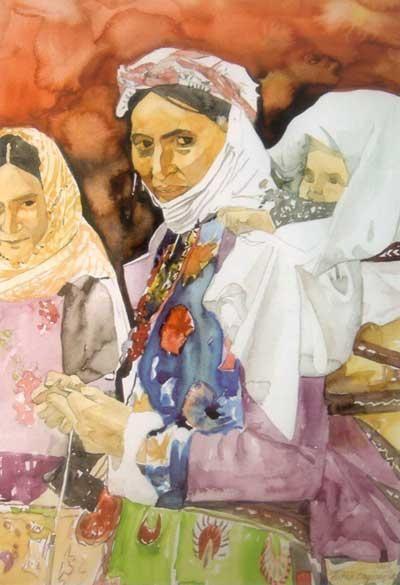 Turan ENGİNOĞLU - Sanatçı Detayı - Turkish Paintings