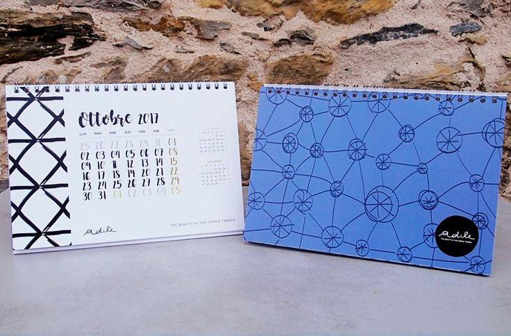 Calendario Adile 2017/Adile's calendar 2017