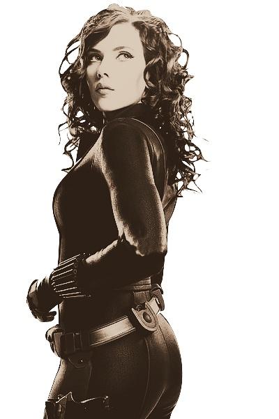 Avengers - Black Widdow