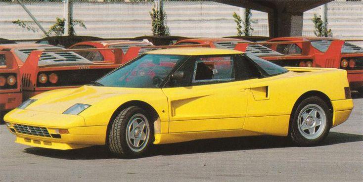Ferrari 408 Integrale (I.DE.A), 1987