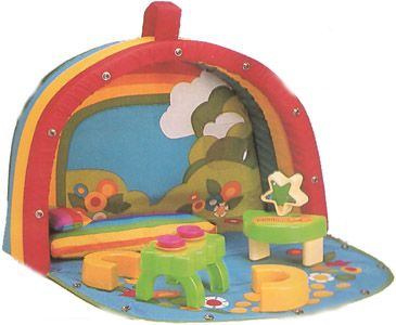 Rainbow Brite house- I used to have this!