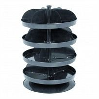 Photo 1: 12 In. Four Tray Revolving Storage Special