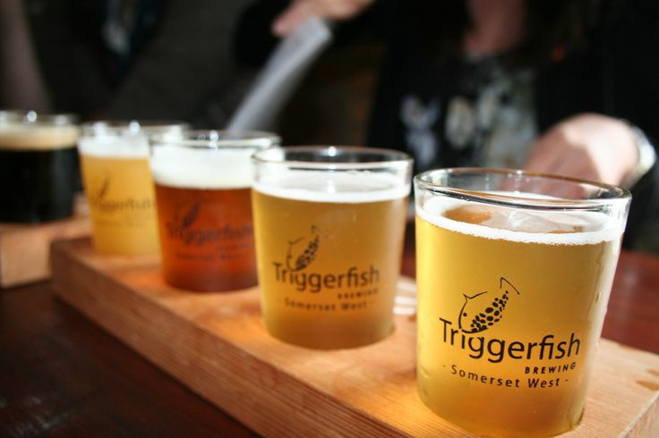 Taste the best of Cape Town's craft on International Beer Day. #travel #beerRoute #CapeTown