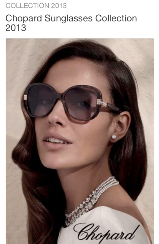 Gorgeous Chopard sunglasses. Come see our range at Sanctuary Cove Optical.